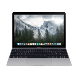 MacBook 12 inch Space Grey